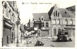 BELGIQUE - FLANDRE OCCIDENTALE - POPERINGHE - POPERINGE - Oostkant Groote Markt. (A. 28).