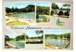 Deutschland - Gaggenau Im Murgtal - Waldseebad - Gaggenau
