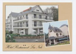 44 -LE CROISIC -RESTAURANT HOTEL LES NIDS -RECTO/VERSO-E59 - Le Croisic