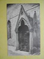 L´Eglise Saint-Médard. L'Entrée De La Chapelle. - Soissons