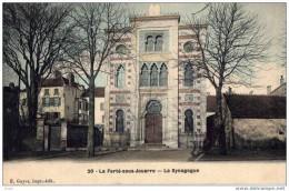 LA FERTE SOUS JOUARRE - JUDAICA - LA SYNAGOGUE - La Ferte Sous Jouarre