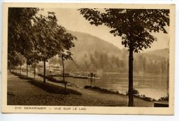 Gérardmer Vue Sur Le Lac - N°2110 Collection Les Vosges - Gerardmer