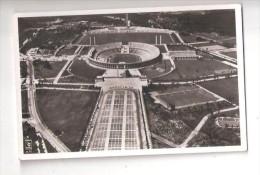 Berlin Luftaufnahme Vom Reichssportfeld Kat. Berlin FOOTBALL STADIUM AERIAL VIEW CALCIO SOCCER GROUND - Calcio
