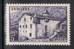 ANDORRE N°124 N*