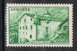 ANDORRE N°126 N*