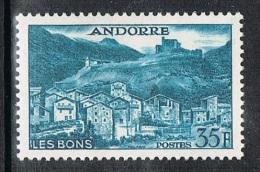 ANDORRE N°150A N*