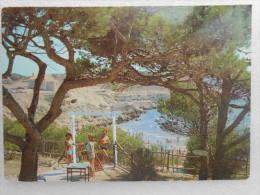 CP 13 LA COURONNE  ( Carro ) Vers Martigues -plage De Sainte Croix - Hôtellerie De Plein Air La Pinède Et La Mer - Martigues
