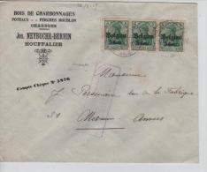TP Oc 3(3) s/L.publicitaire Bois de Charbonnages Neybuche-Berhin c.Houffalize censure Bastogne v.Merxem PR809