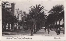 Espagne - Espana - Islas Baleares -  Palma De Mallorca - Paseo Sagrera - Palma De Mallorca