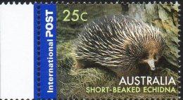 Australia 2006 International 25c Echidna MNH - Ungebraucht