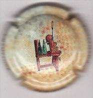 CAPSULE DE CHAMPAGNE GENERIQUE N°820 C FICELEUSE COTE 0.50  EURO - Sonstige