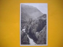 Cpa  LUZ ST SAUVEUR - 65 - Luz Saint Sauveur Et Le Gave - Hautes Pyrénées - France