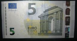 5 EURO S002E1 DRAGHI ITALY ITALIA SERIE SF Perfect UNC - EURO