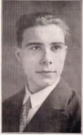 Doodsprentje Met Foto Robert Theophiel Philemond Fermont ° Borgerhout 1911 - 1933 - Devotion Images
