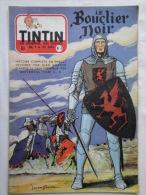 Tintin N° 4 De 1955 Couverture Graton( Auteur De M. Vaillant ) Bon état - Kuifje