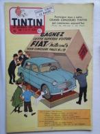 Tintin N° 42 De 1955 Couverture   De  Hergé. Bon état - Tintin