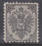 Bosnia & Herzegovina: 1894, 1/2K, Perf 10.5, MH * - Bosnia Herzegovina