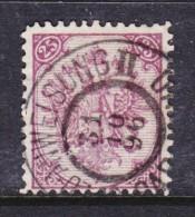 Bosnia & Herzegovina: 1890 -94,- 95 25k Perf 11.5,  Good Used  C.d.s. - Bosnia And Herzegovina