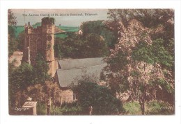 St Just In Roseland Church Nr FALMOUTH Cornwall Unused - Other