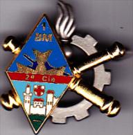 Insigne Militaire 1er BM 2ème Cie Delsart - Insignes & Rubans