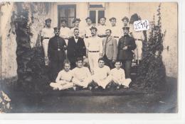 CPA - 25997- Allemagne - Leimen ( à Confirmer) -  Carte Photo Groupe De Jeunes à Identifier- Envoi Gratuit - Leimen