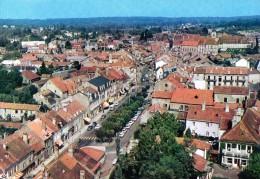 [70] Haute Saône> Luxeuil Les Bains Vue Generale Aerienne - Luxeuil Les Bains