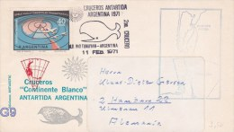 MS Rio Tunuyan Argentina Cruceros Antartida 1971 (G9-8) - Ships