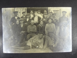 Lot De 6 Cartes Photos Envoyées Vers Meux (La Bruyère) Guerre 14-18 (Féloage, Radelet, Bolin) - La Bruyère