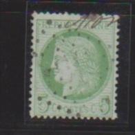 5 Centimes   .//  N 53  //Côte 10 € - 1871-1875 Ceres