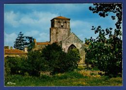 79 COULONGES-SUR-L'AUTIZE L'église Romane XIe Et  XVe Siècles - Coulonges-sur-l'Autize