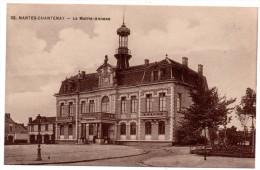 CP, 44, NANTES - CHANTENAY, La Mairie-Annexe, Vierge, Ed : F. Chapeau - Nantes