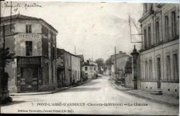 D17 - PONT L'ABBE D' ARNOUT  -  LA CHAUME - Pont-l'Abbé-d'Arnoult