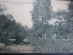 Saint Junien la glane pittoresque au gu� Giraud �dition au grand livre 87