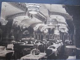 Restaurant luce No�l Peter�s 24 passage des princes 95 rue de Richelieu la grande salle les �ditions d�art Yvon