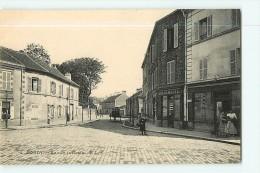 BONDY - Rue De La CROIX - Petite Animation - TBE - Editions J.L.C. - 2 Scans - Bondy