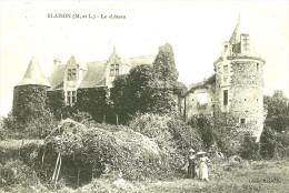 Blaison. Le Chateau De Blaison. - France