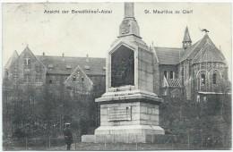 Clervaux (Klierf) - Ansicht Der Benediktiner-Abtei (ca. 1910) - Clervaux