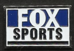 Fox Sports. - Pin's