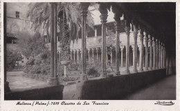 Espagne - Islas Baleares -  Mallorca -  Palma - Claustro De San Fransisco - Palma De Mallorca