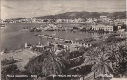 Espagne - Islas Baleares -  Mallorca -  Palma - Vista Parcial Del Puerto - Palma De Mallorca