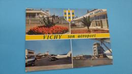 AEROPORT DE VICHY...ALLIER - Aerodrome