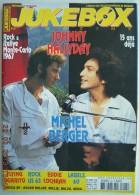 JUKEBOX 245 - Juillet 2007 -  HALLYDAY / Michel BERGER / Eddie COCHRAN / ++++ - Musique