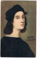 21627 ( 2 Scand )  Raffael Zelfportret - Peintures & Tableaux