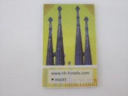 NH Hotel Barcelona - Cartas De Hotels