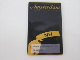 NH Hotel Amsterdam - Cartes D'hotel