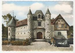 14 - Saint-Germain-de-Livet              Le Château  -  La Façade - France