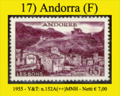 Andorra-017 - Neufs