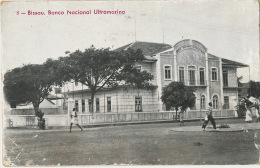 8 Bissau Banco Nacional Ultramarino Banque Bank - Guinea-Bissau