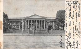 ¤¤  -   MELBOURNE   -  Public Library En 1907   -  ¤¤ - Melbourne