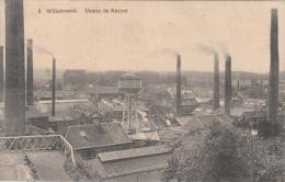 Cpa/pk 1914 Willebroek Willebroeck Usines De Naeyer - Willebroek